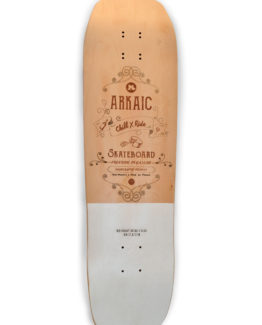 Big mount longboard made in france arkaic skateboard chillboard cruiser made in france arkaic concept3