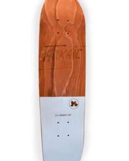 Chillwars Acajou arkaic skateboard chillboard cruiser made in france 3