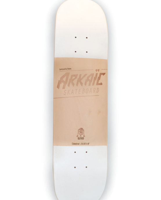 Classical L arkaic skateboard chillboard cruiser made in france arkaic concept