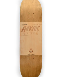 Classical XXL arkaic skateboard chillboard cruiser made in france arkaic concept5