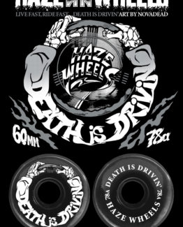 arkaic skateboard haze wheel deathdriving