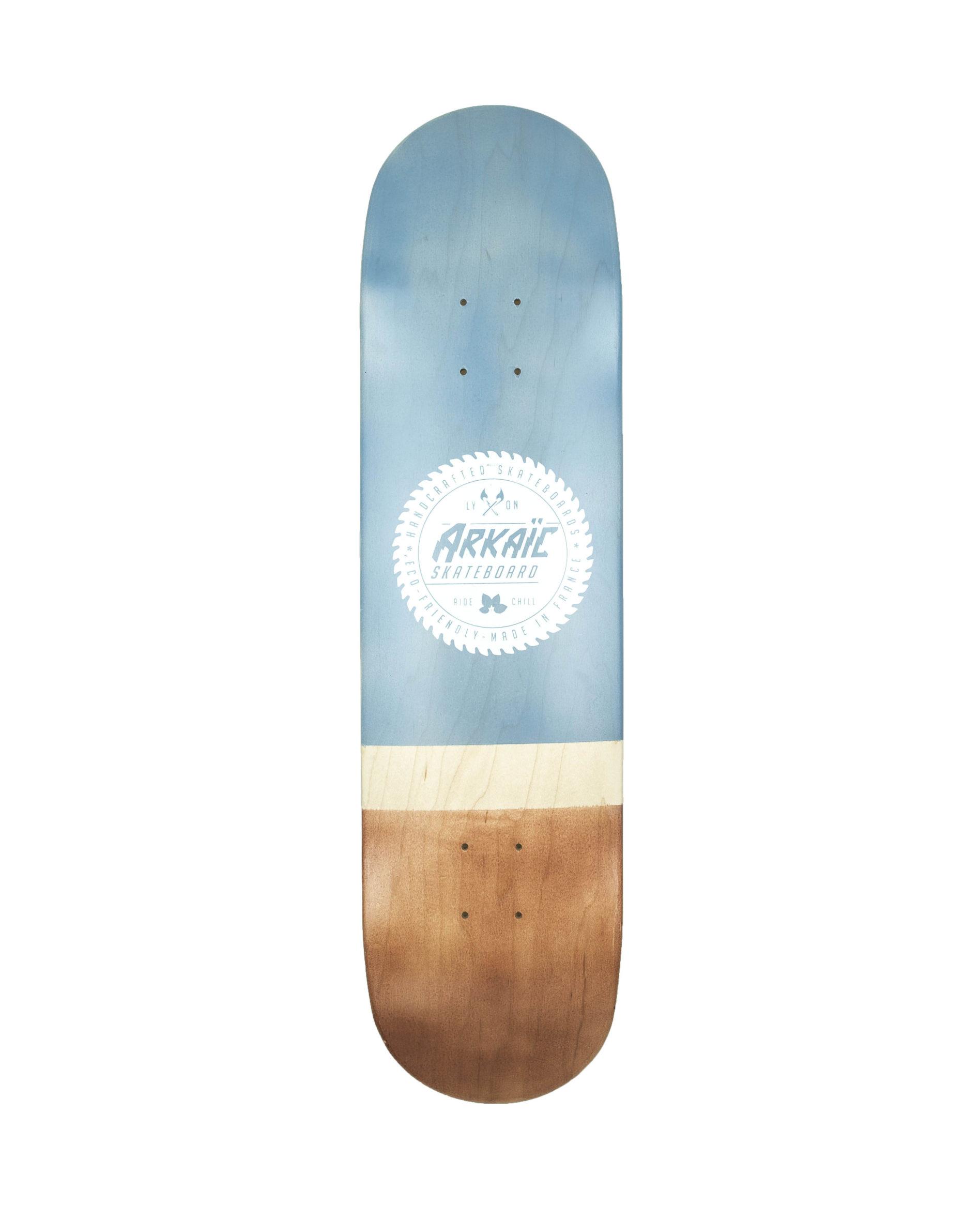 "Classical M 8"" SkateShop Lyon Street Arkaic Skateboard"