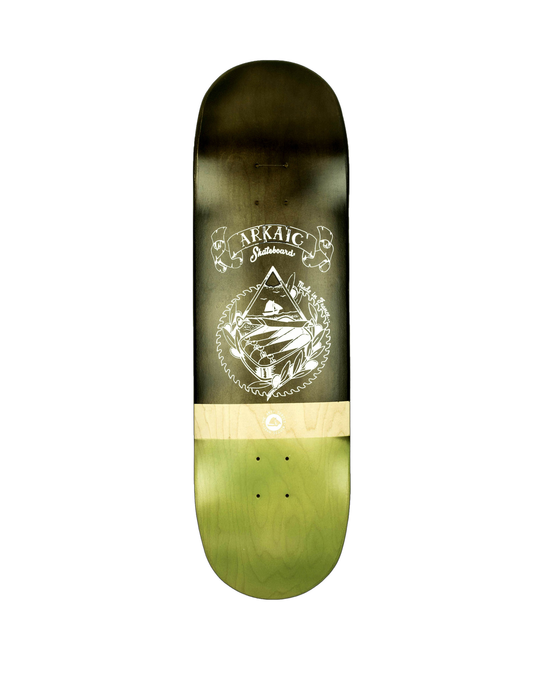 "Classical FAT XXL 8,8"" SkateShop Lyon Street Arkaic Skateboard"
