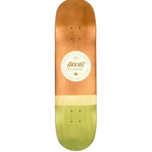 "Classical XL 8,2"" SkateShop Lyon Street Arkaic Skateboard"