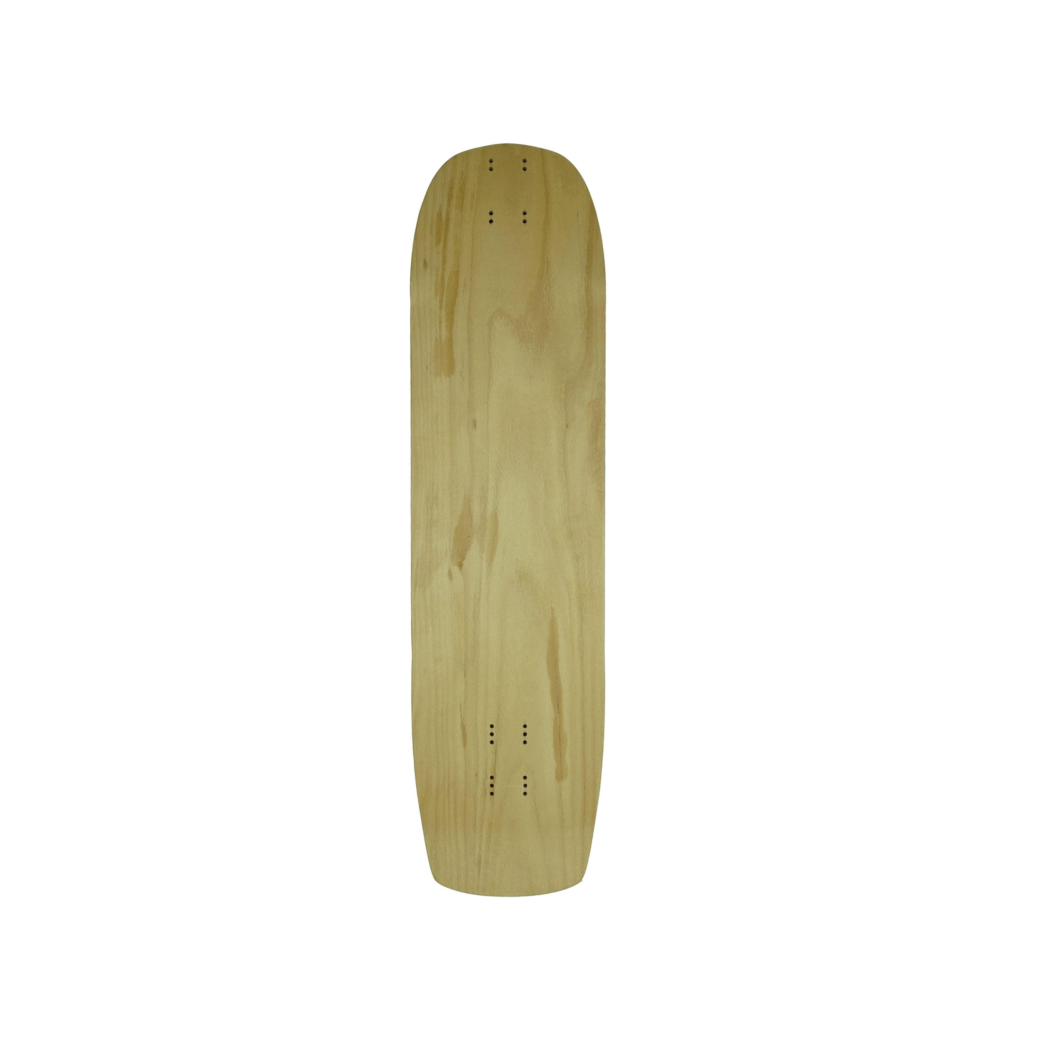Longboard noyer made in france