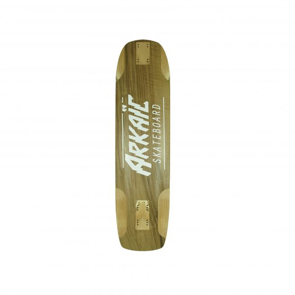 Skateboard noyer made in france
