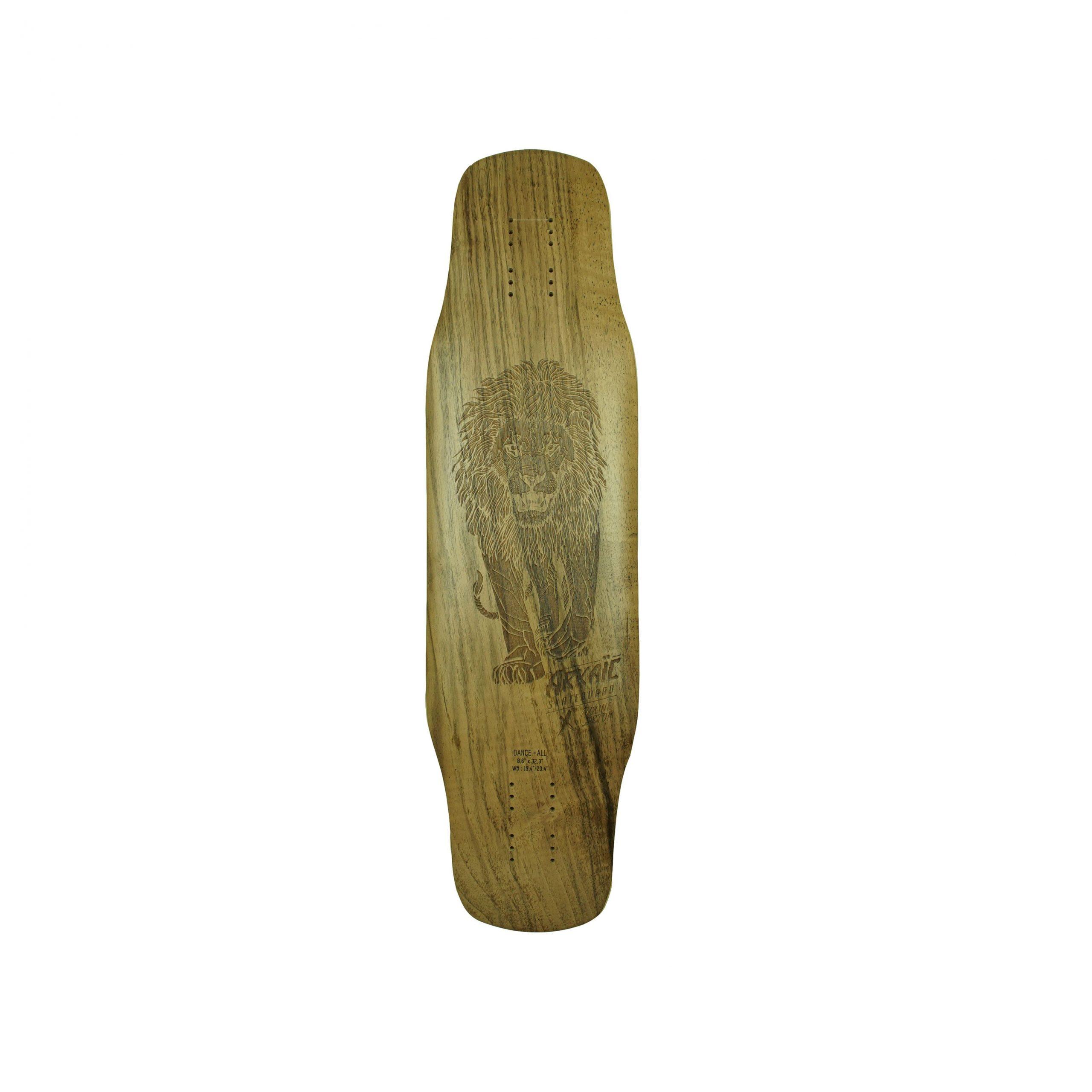 Longboard made in france 2018