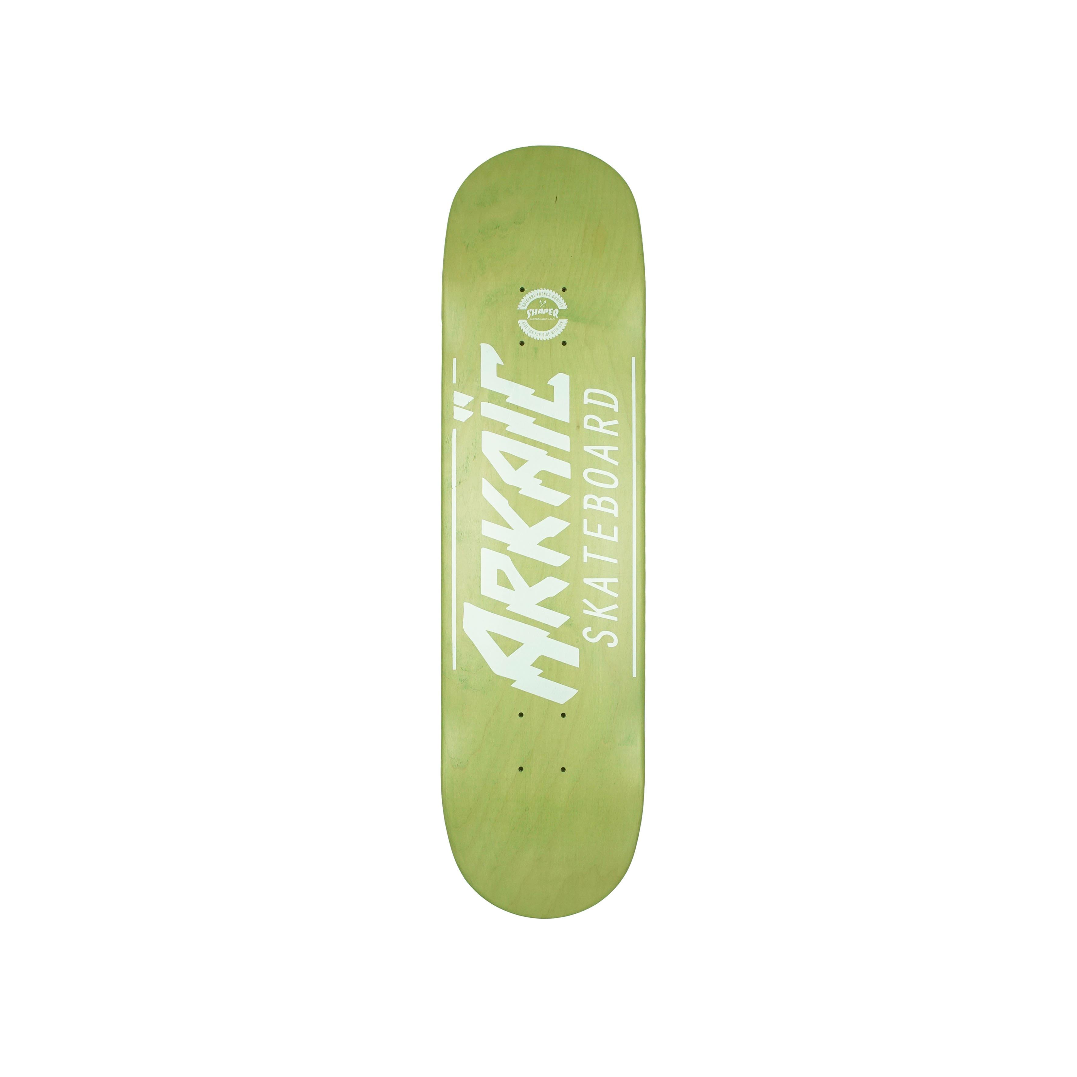 Skateboard made in France 2018